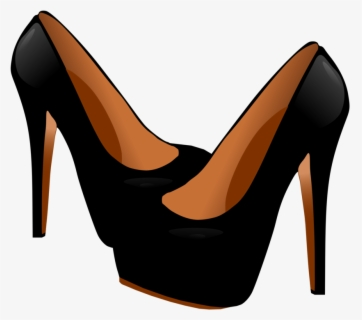 Free Women Shoes Clip Art with No Background.