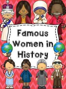 Women\'s History Month in 2019.