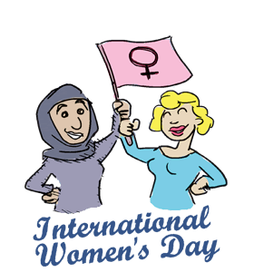 International Women\'s Day.