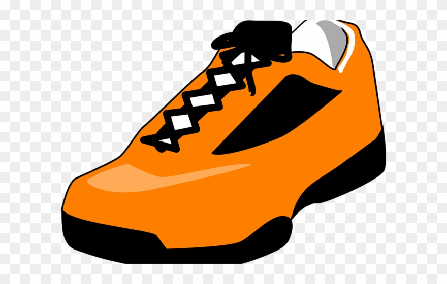 Women Shoes Clipart Sneaker.