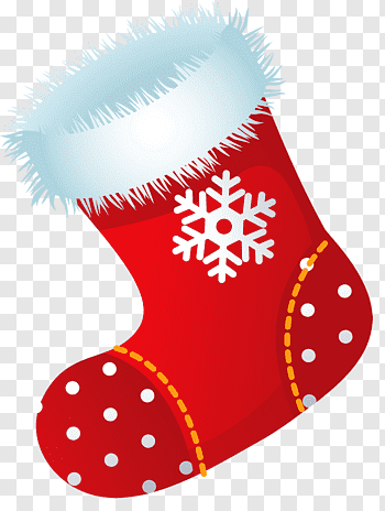 Stocking Sock Cliparts cutout PNG & clipart images.
