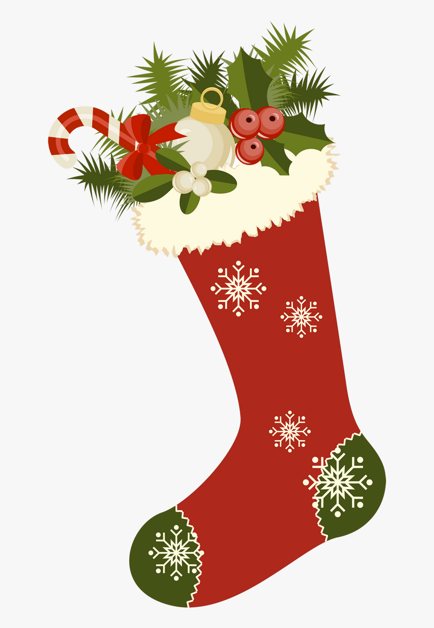 Stockings Clipart Printibles Digi.