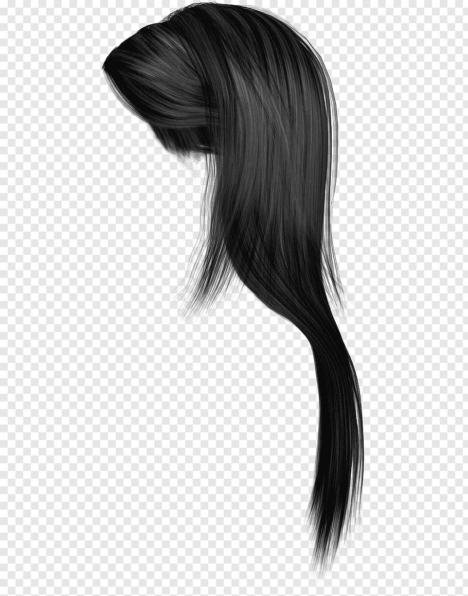 Black hair, Hairstyle Artificial hair integrations Long hair.