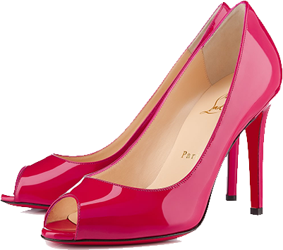 Women shoes PNG images free download pictures.