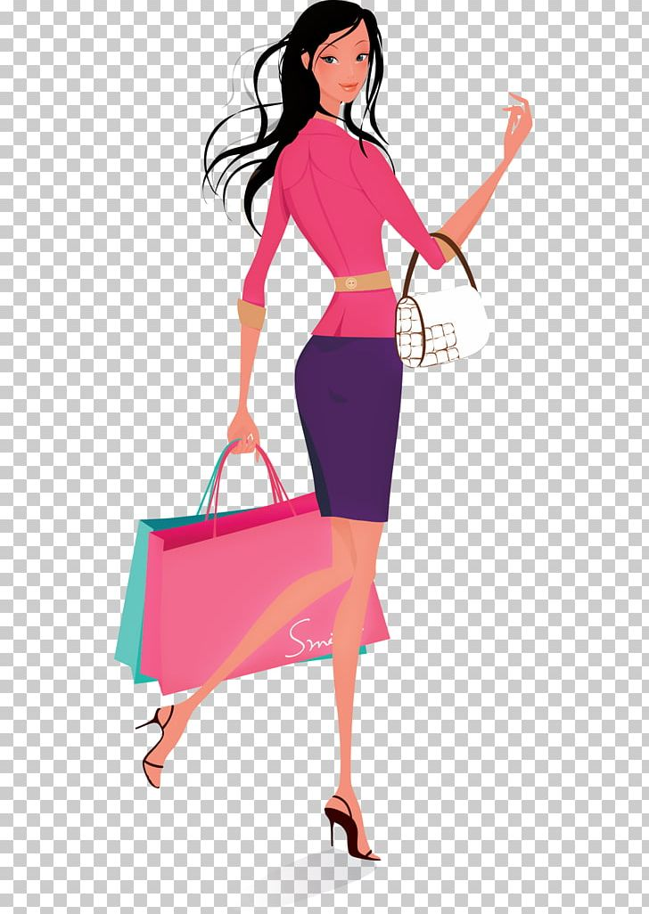 Woman Shopping PNG, Clipart, Adobe Illustrator, Coffee Shop.