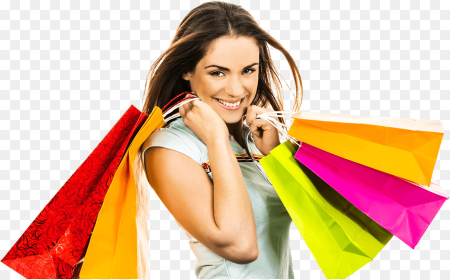 Png Of Woman Shopping & Free Of Woman Shopping.png.