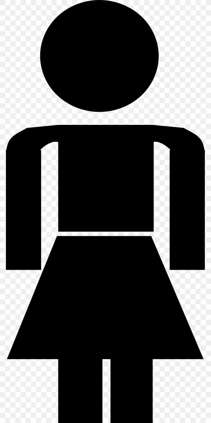 Stick Figure Female Woman Clip Art, PNG, 960x1920px, Stick.