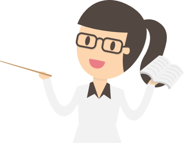 Free Online Women Female Teacher Teachers Vector For.