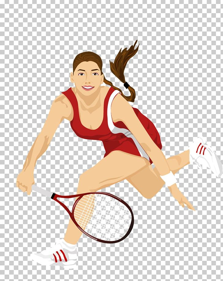 Womens Tennis Tennis Player Sport PNG, Clipart, Animation.