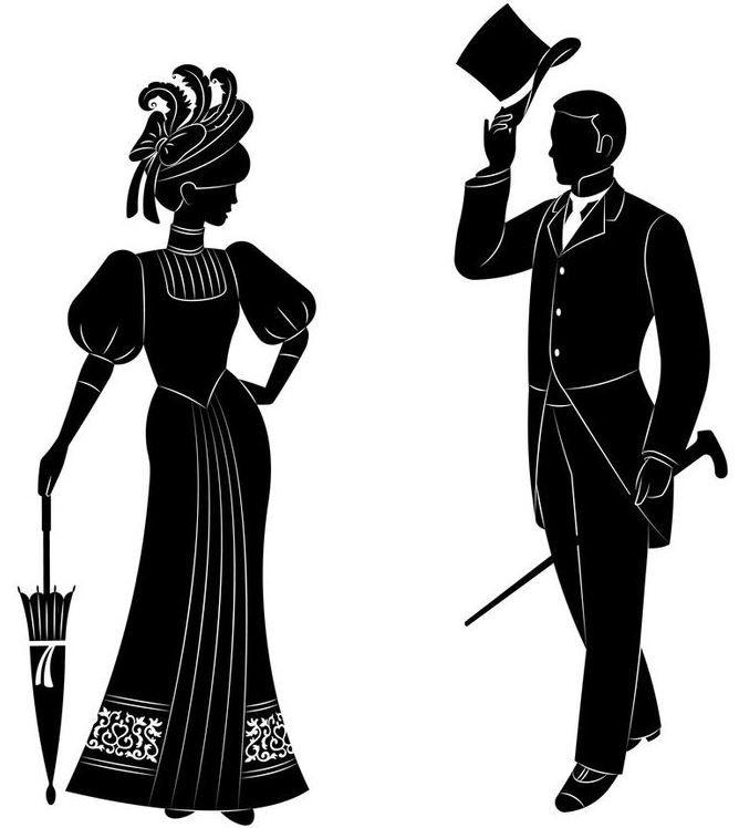 lady & gent.