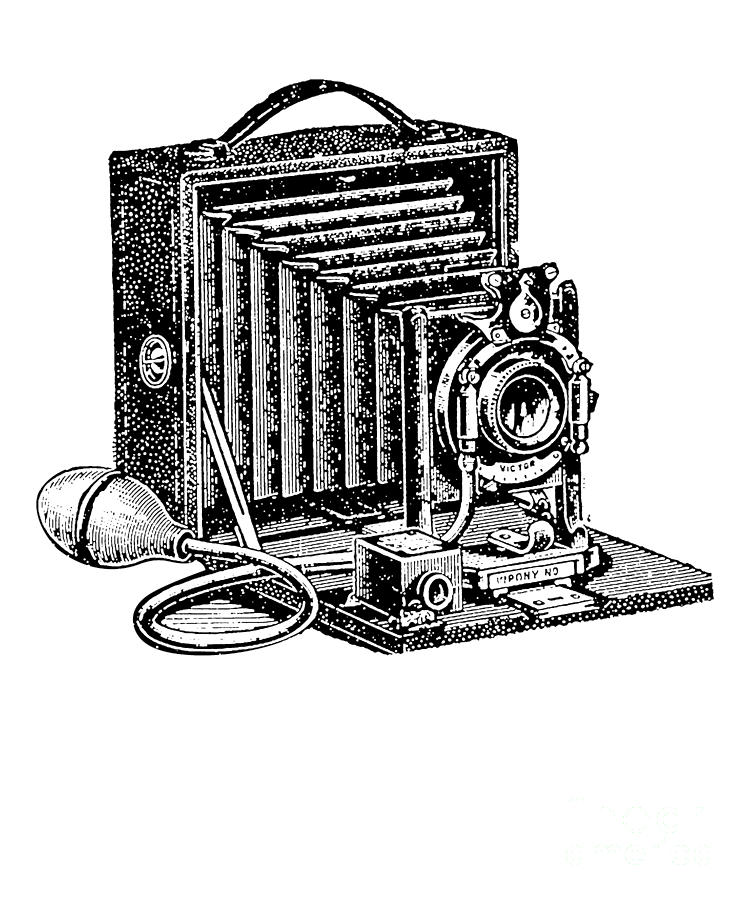 Antique Camera Vintage I Love Photography Photos.