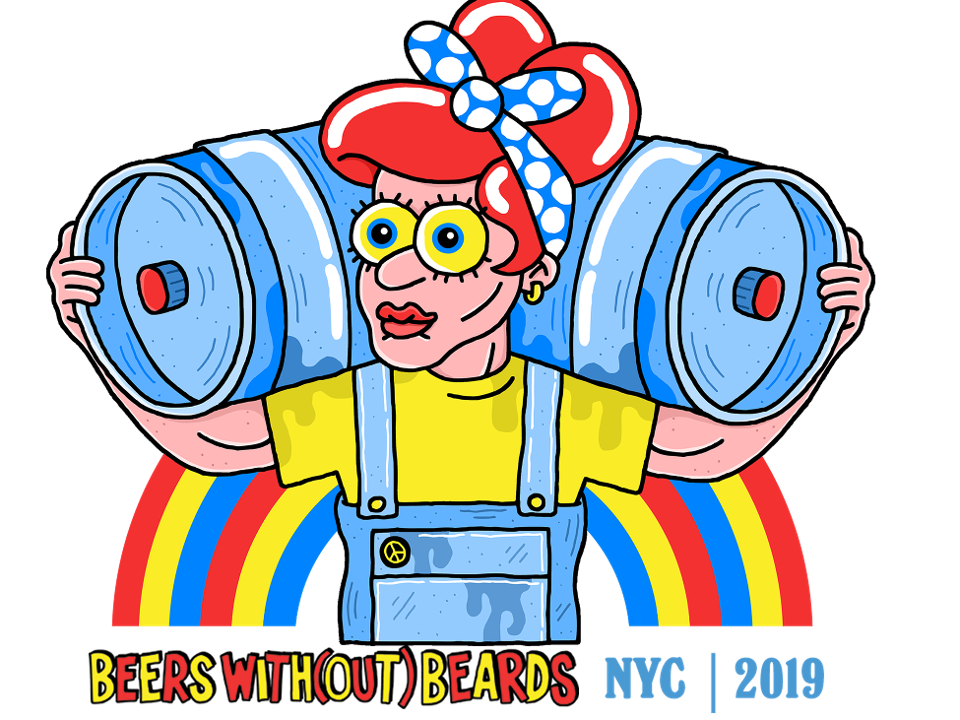 The Largest Celebration of Women in Craft Beer Returns to NYC.