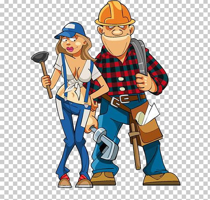 Hand Tool Laborer PNG, Clipart, Boy, Cartoon Character.