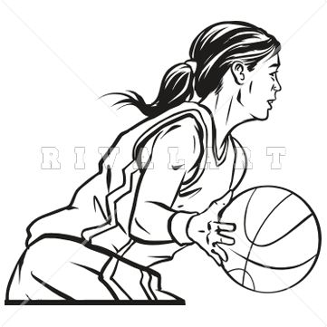 17 Best images about Basketball Clip Art on Pinterest.