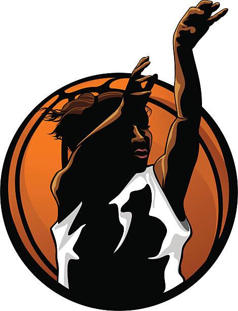 Women Basketball Team Clip Art, Vector Images & Illustrations.