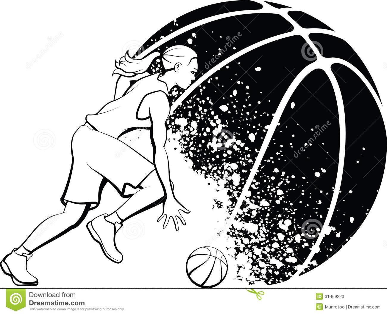 Basketball Stock Illustrations.