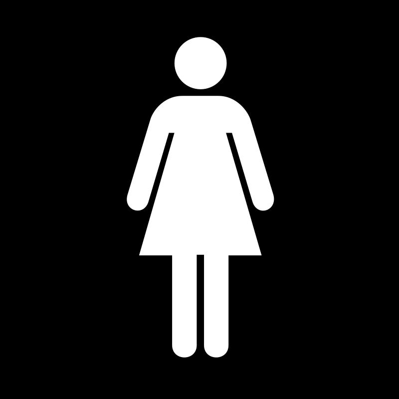 Free Ladies Bathroom Sign, Download Free Clip Art, Free Clip Art on.