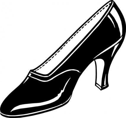 Black White High Shoe Shoes Women Heel Footwear Dress Heels.