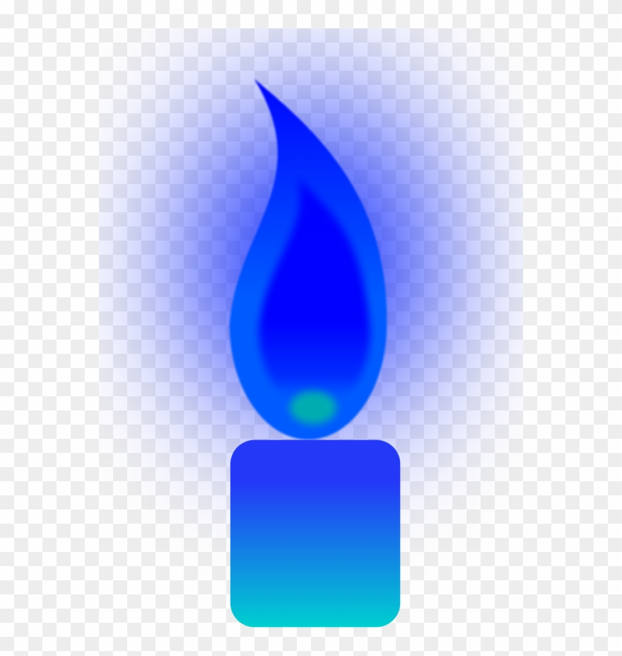 Blue candle clipart clipart images gallery for free download.