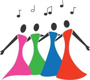 Free Ladies Chorus Cliparts, Download Free Clip Art, Free Clip Art.
