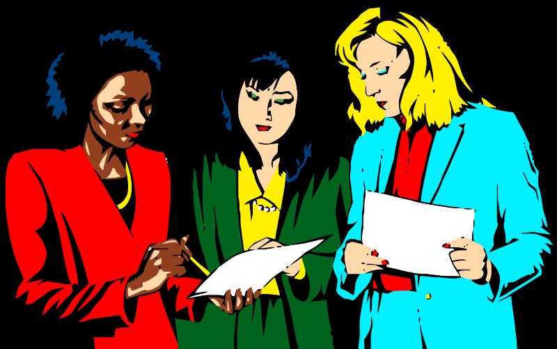 Womens rights clip art.