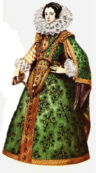 Elizabethan Information.
