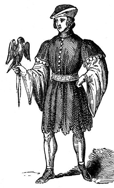 Elizabethan Costumes.