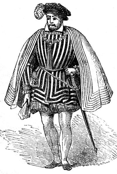 Elizabethan Fashion.