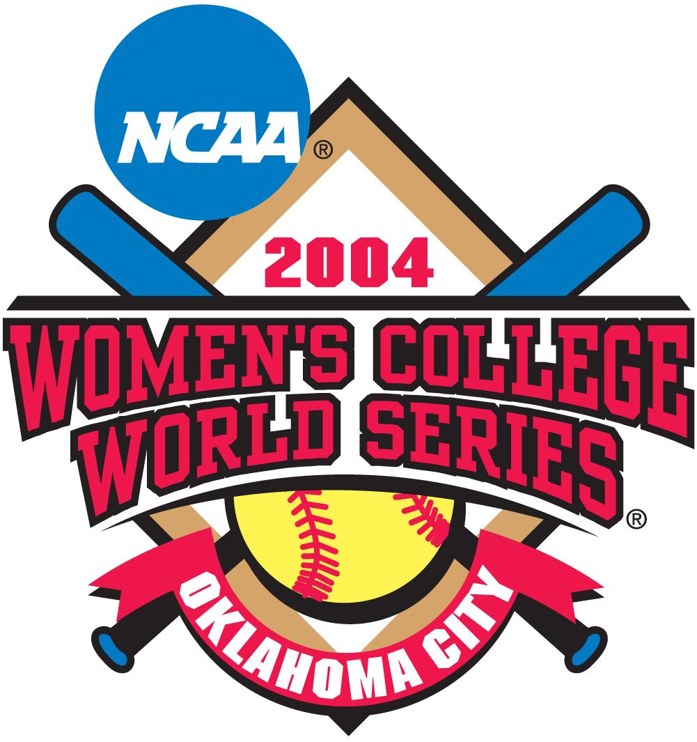 NCAA Womens College World Series Primary Logo.