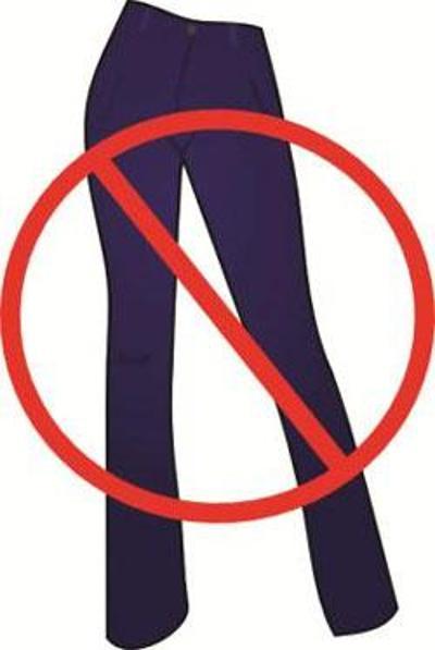 Kerala: Muslim women's college bans jeans, tops.