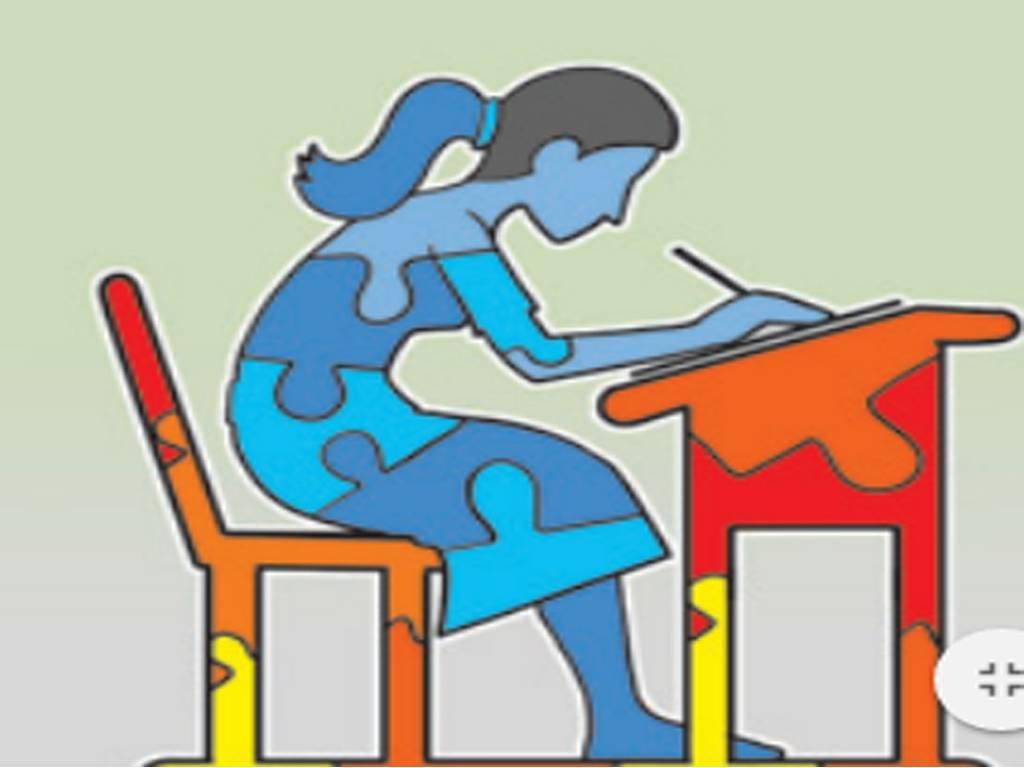 receives good accreditation.: NAAC team assesses NPU women's.