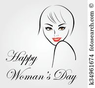 Womens day Clipart EPS Images. 4,621 womens day clip art vector.