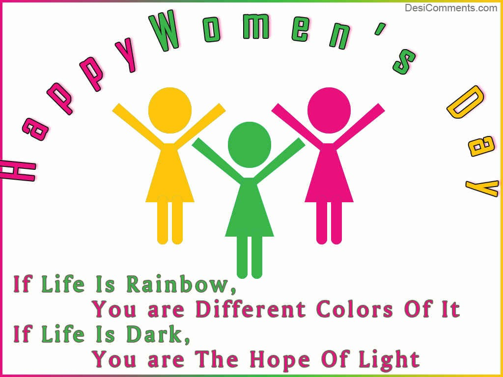 International Women's Day Images, Pictures, Photos and clipart.