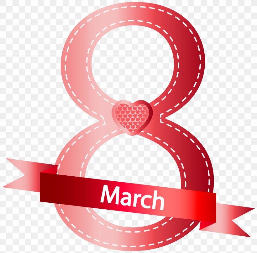 March 8 International Women\'s Day Clip Art, PNG, 6094x5987px.