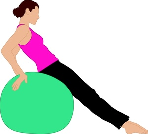 Free Female Workout Cliparts, Download Free Clip Art, Free.