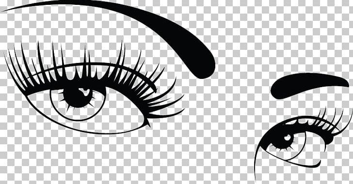 Women Eye Woman PNG, Clipart, Beauty, Black, Black And White.