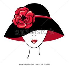 hat clip art free.