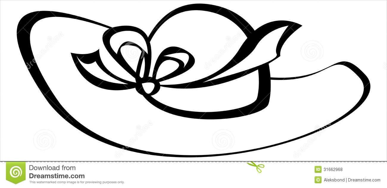 ladies hat clip art wwwimgkidcom the image kid has it