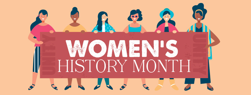 A focus on nonprofit leaders during Women's History Month.