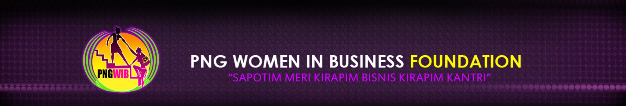 PNG Women in Business Women's Micro Bank.