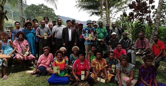 Women's Micro Bank: empowering Papua New Guinean women one bank.