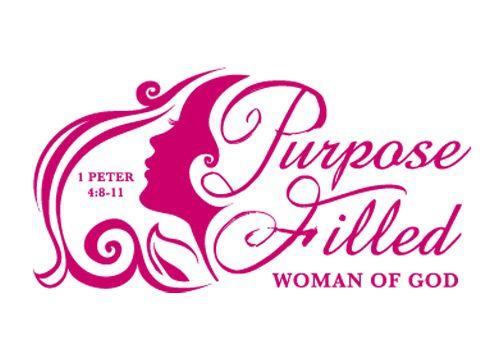 Women of Purpose Logo.