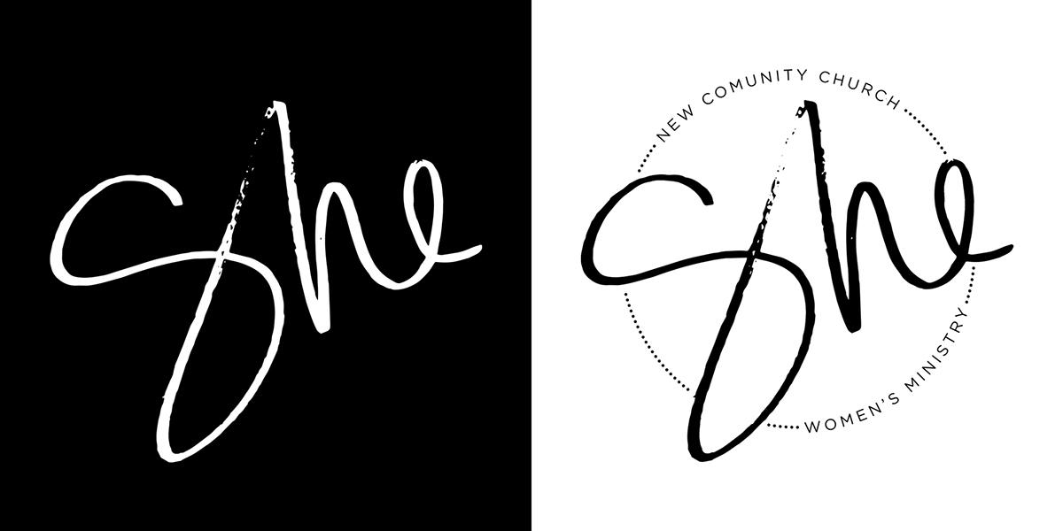 Women\'s Ministry Logo & Branding on Behance.