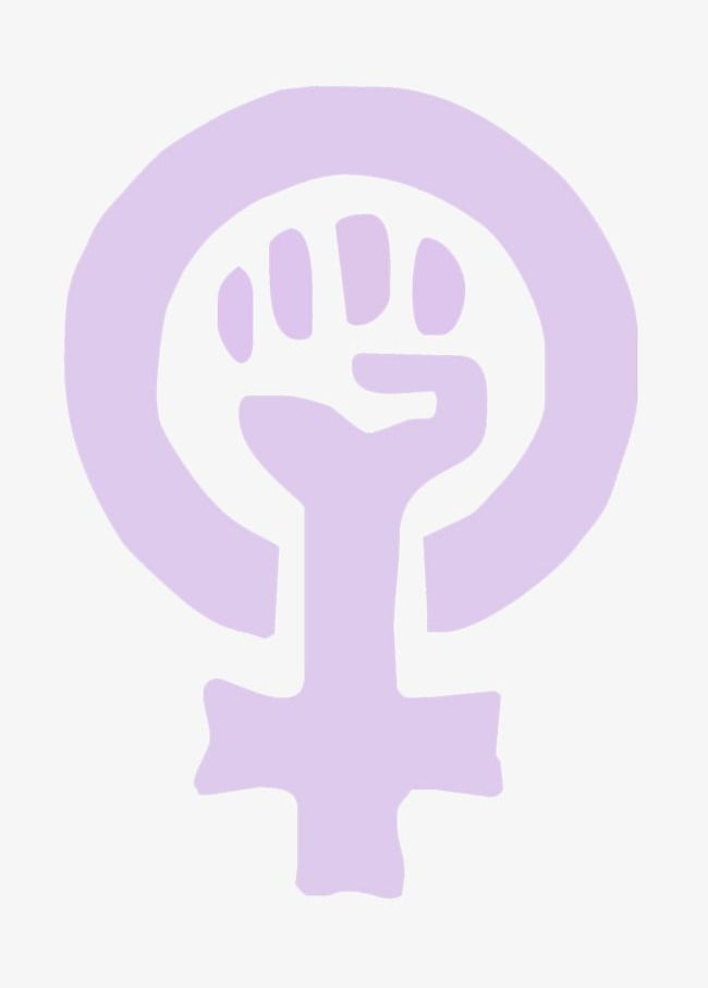 Pink Symbol Of Women\'s Rights PNG, Clipart, Female, Female.