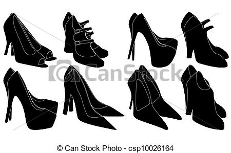 Clipart womens shoes.