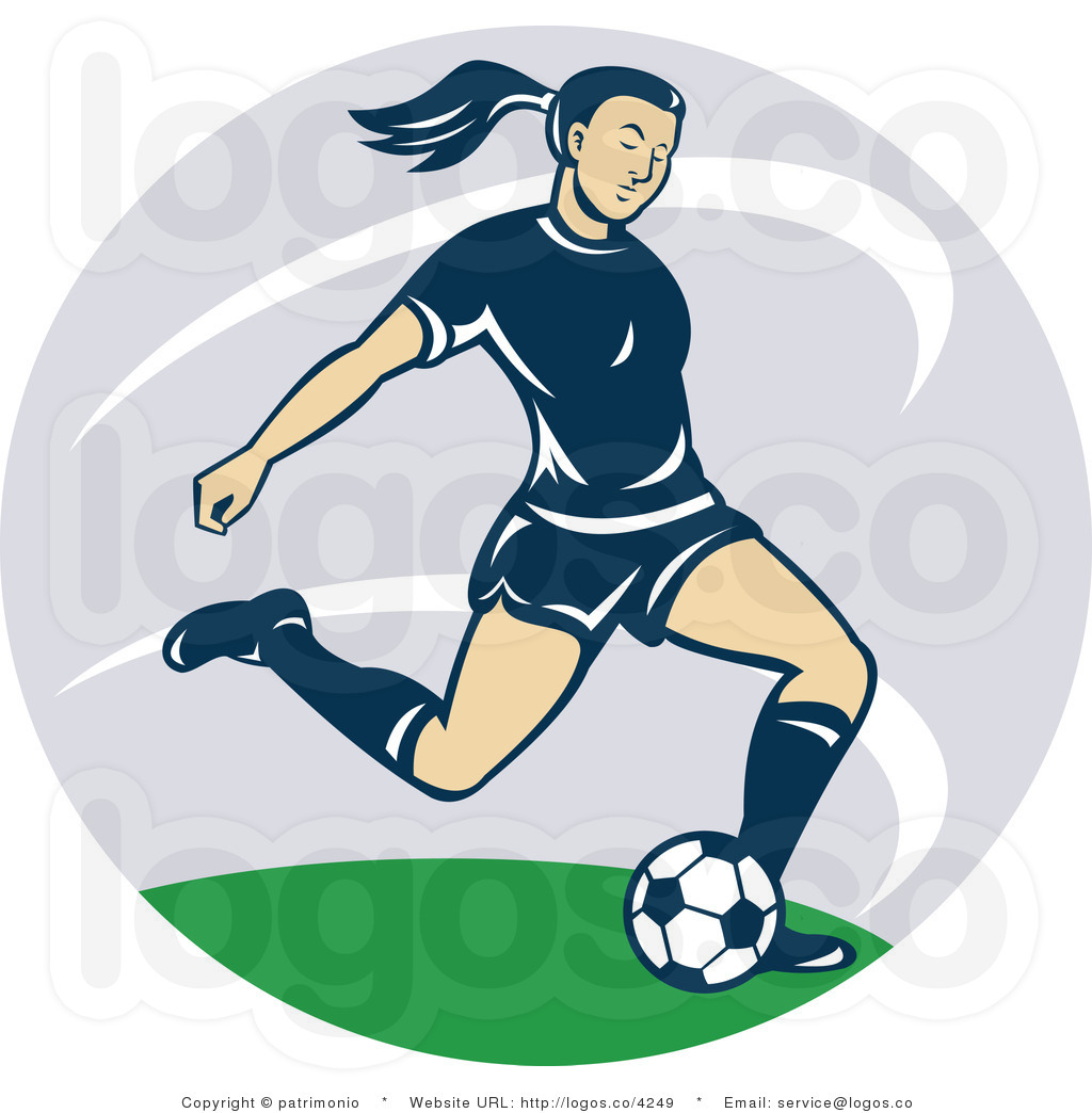 Showing post & media for Cartoon soccer lady.