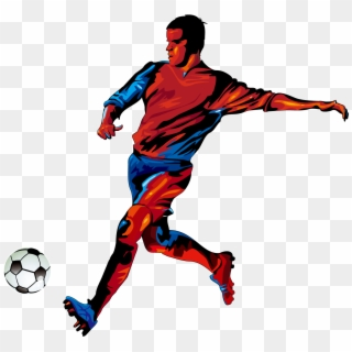 Free Football Player Clipart Png Transparent Images.