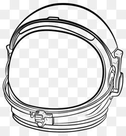 Space Helmet PNG.
