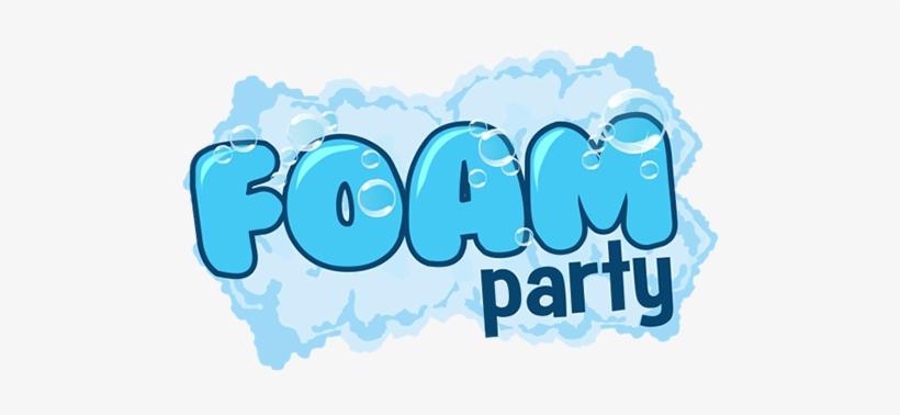 Foam Clipart Foam Party.