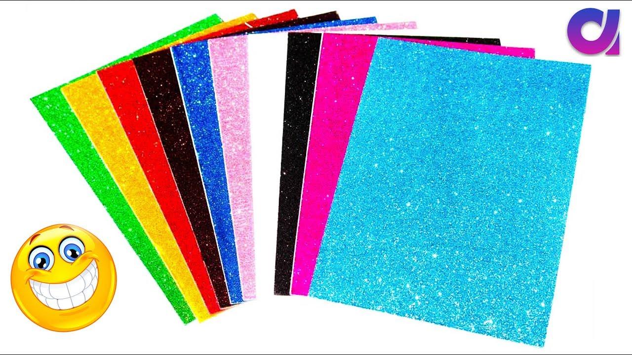 Popular Advices Foam Paper Art Creativity Street Wonderfoam.